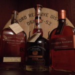 Woodford Reserve trio