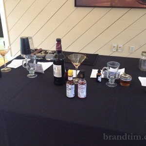 5-demonstration-table-Culinary-Cocktail-Class-Prep-Fall-2012