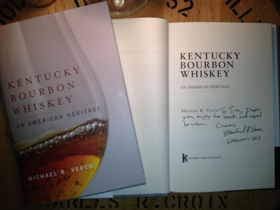 Personalize book Kentucky Bourbon Whiskey: An American Heritage