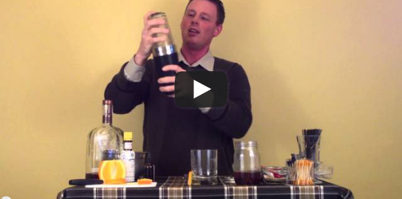Craft Bartending – The Old Fashioned